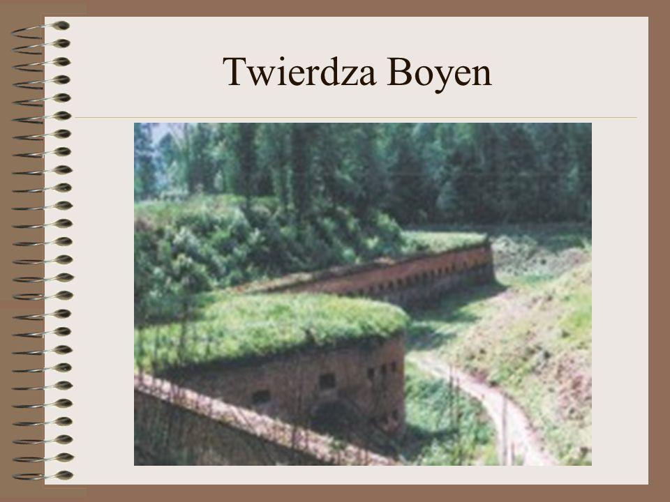 Twierdza Boyen