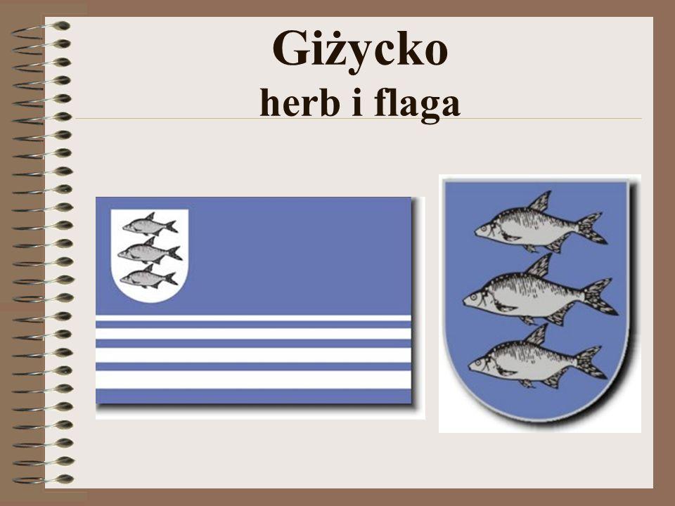 Giżycko herb i flaga