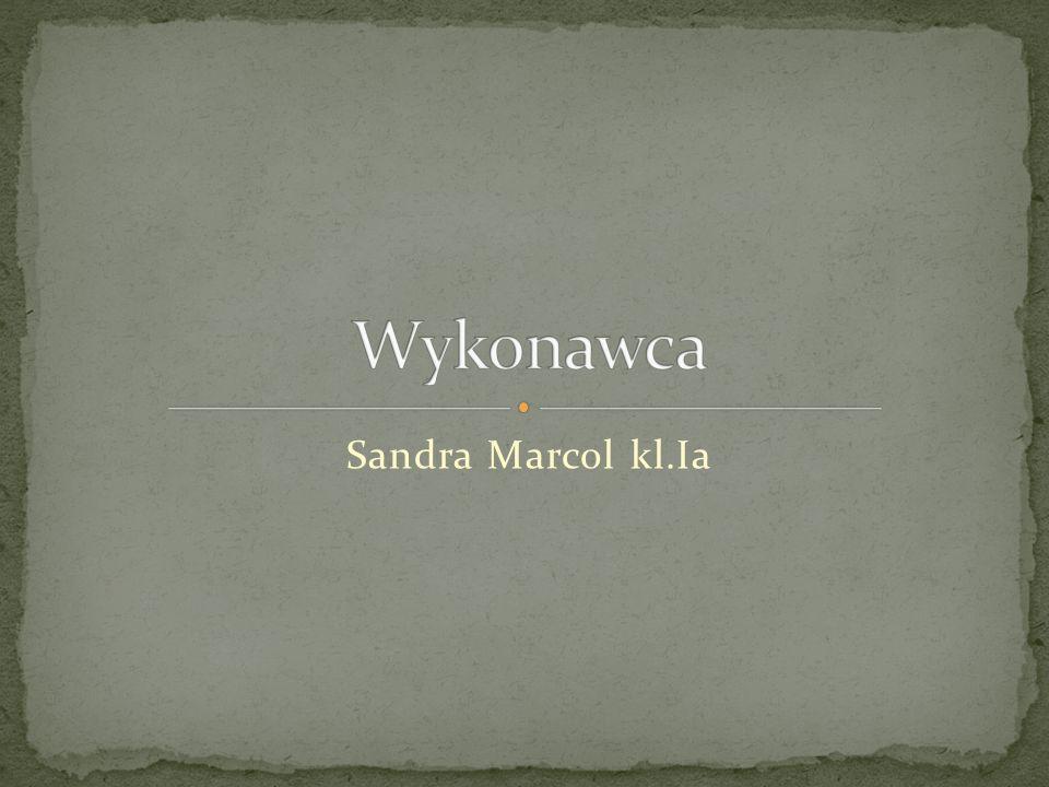 Sandra Marcol kl.Ia