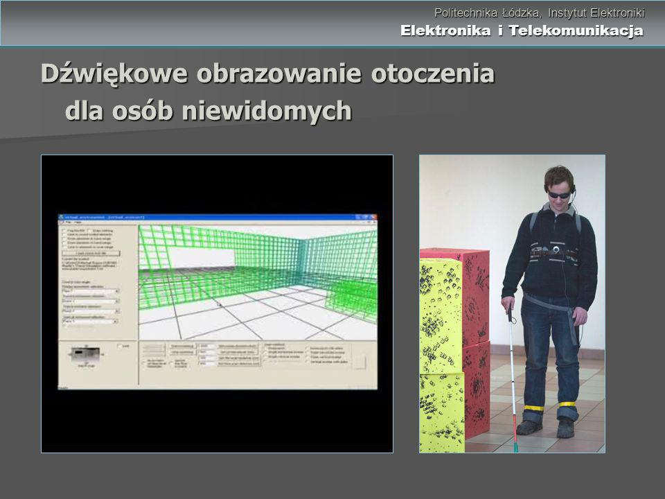 Politechnika Łódzka, Instytut Elektroniki Elektronika i Telekomunikacja Politechnika Łódzka, Instytut Elektroniki Elektronika i Telekomunikacja Dźwięk
