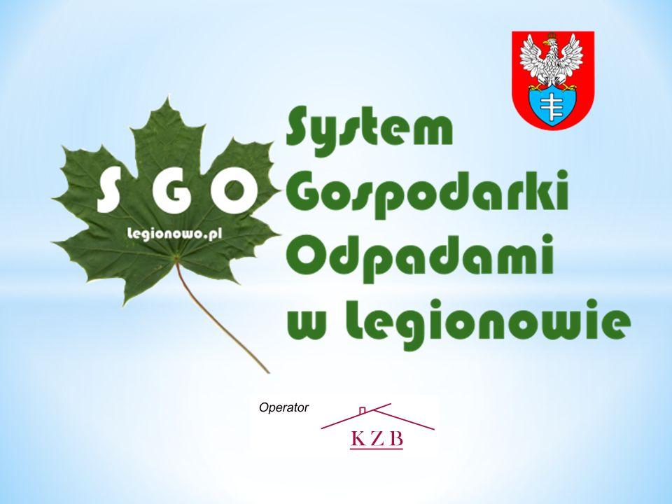 Autor: Rafał Kwiatkowski Zastępca Dyrektora Komunalnego Zakładu Budżetowego w Legionowie