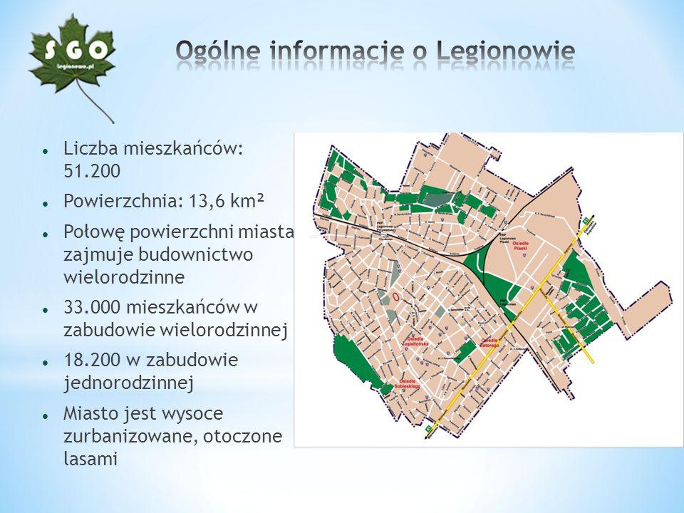 Liczba mieszkańców: 51.200 Powierzchnia: 13,6 km ² Połowę powierzchni miasta zajmuje budownictwo wielorodzinne 33.000 mieszkańców w zabudowie wielorod