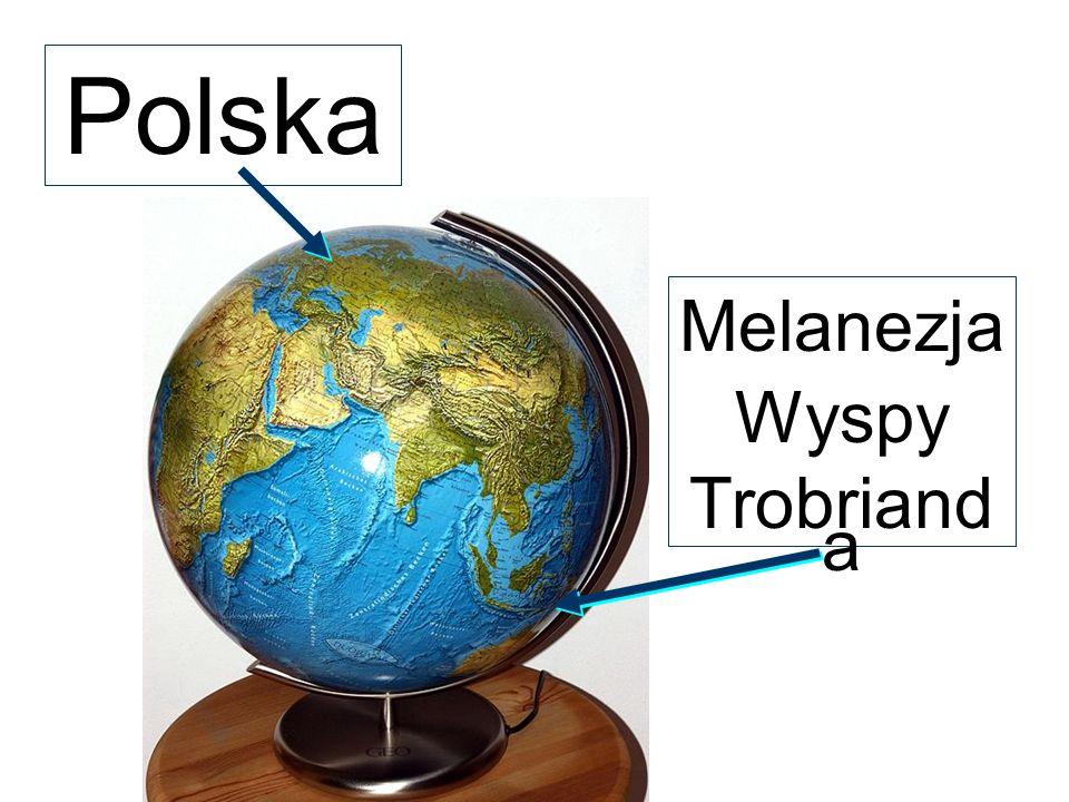 Polska Melanezja Wyspy Trobriand a