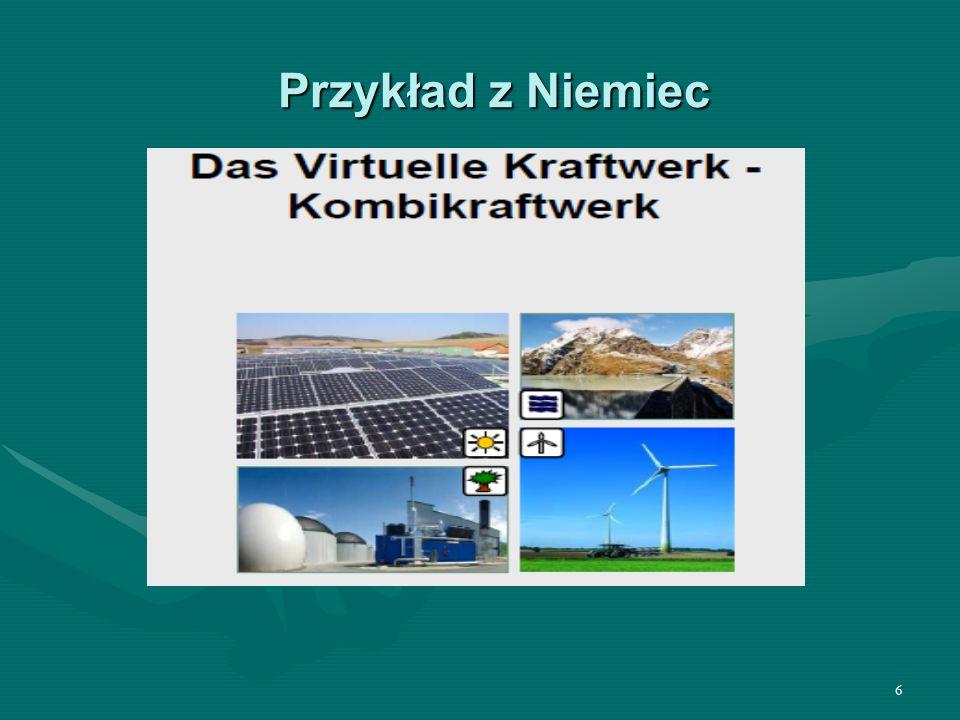 6 Przykład z Niemiec
