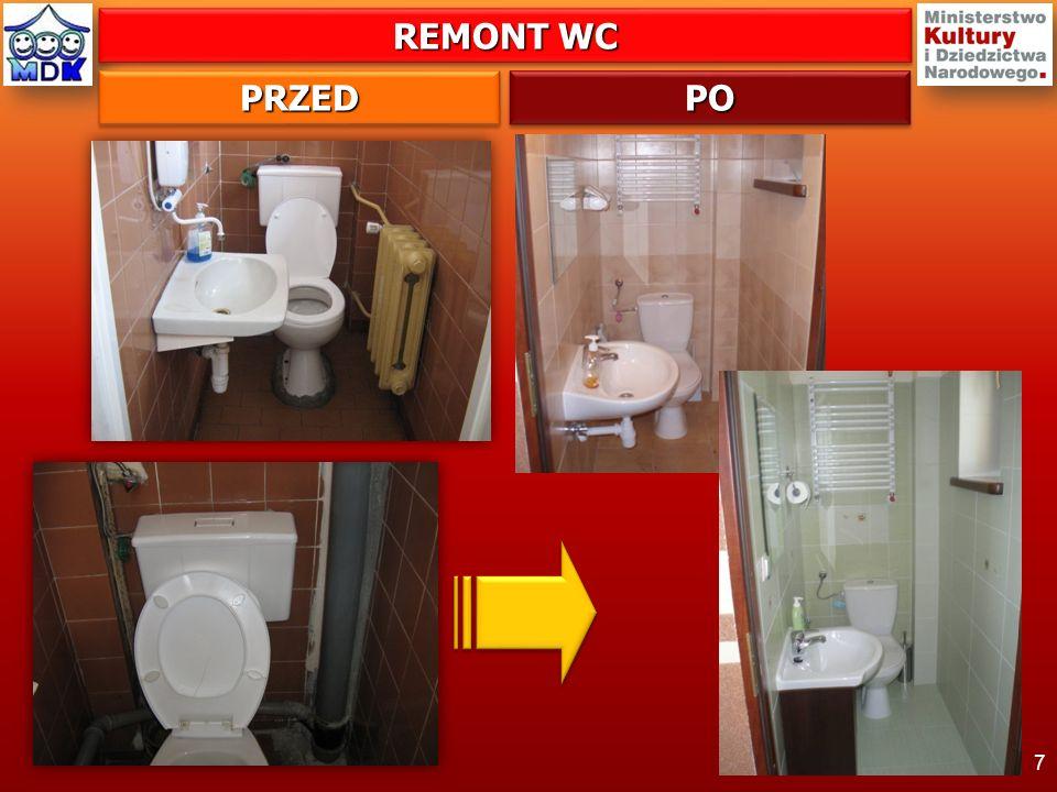 7 REMONT WC PRZEDPRZEDPOPO