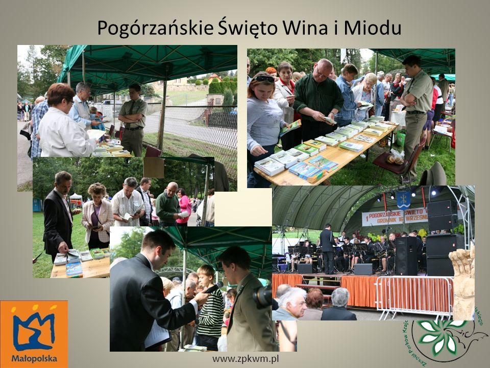 Pogórzańskie Święto Wina i Miodu www.zpkwm.pl