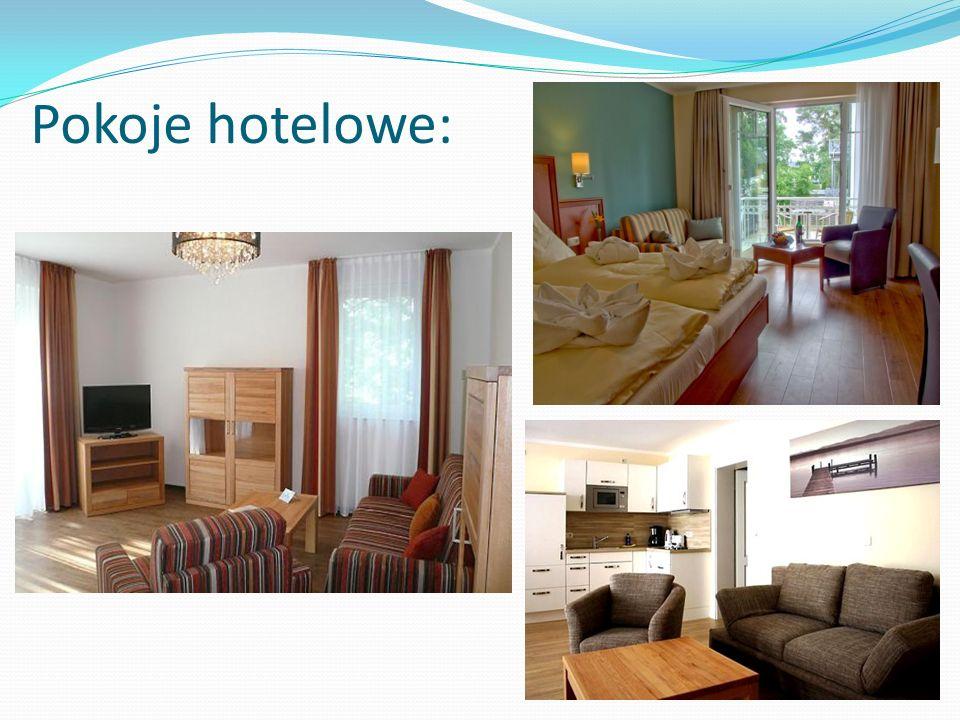 Pokoje hotelowe: