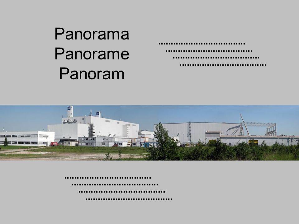 Panorama Panorame Panoram
