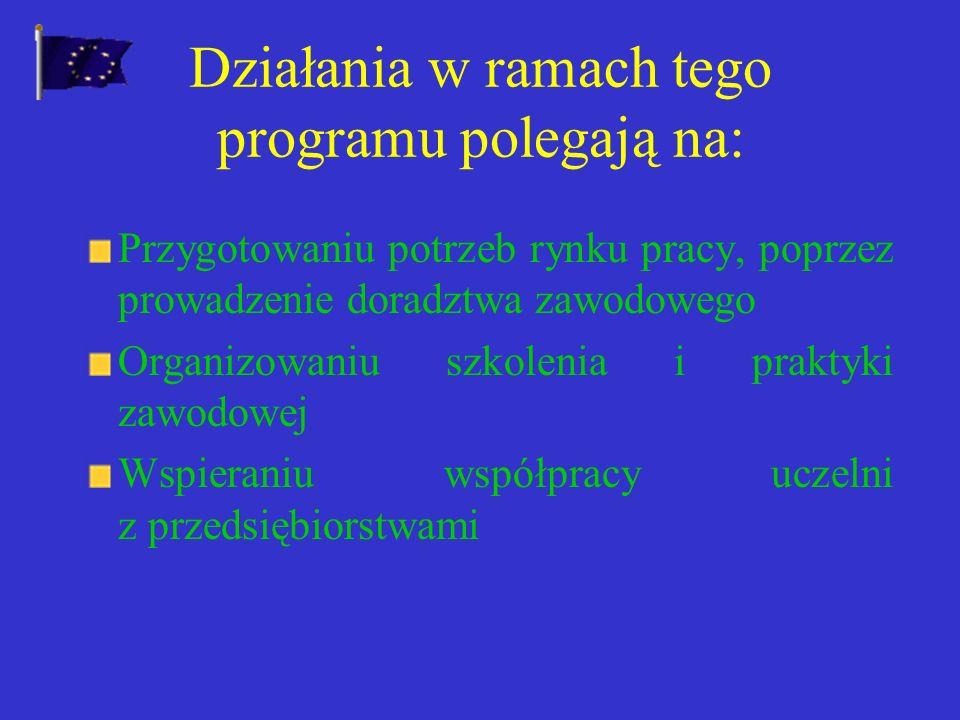 Program LEONARDO DA VINCI Polska uczestniczy w programie Leonardo da Vinci od marca 1998 roku.