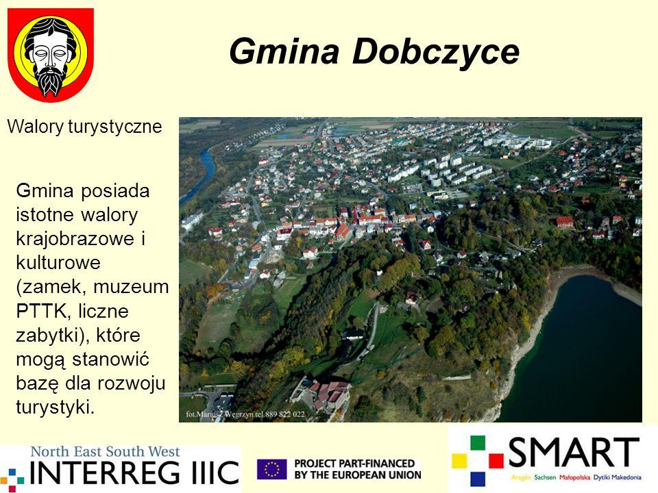 Geneza projektu Problem: Ograniczenie rozwoju turystyki - zakaz wykorzystywania Jeziora Dobczyckiego dla rekreacji i sportów.