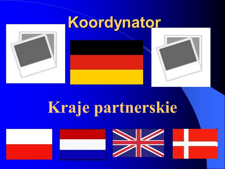 Szkoły partnerskie 1- Verbundschule Alme-Madfeld-Thülen-Niemcy 2- Szkoła Podstawowa Nr 22-Polska 3- Thyboron Skole-Holandia 4- Basisschool Kruisstraat-Dania 5- Yardley Gobion CE Primary School-Wielka Brytania