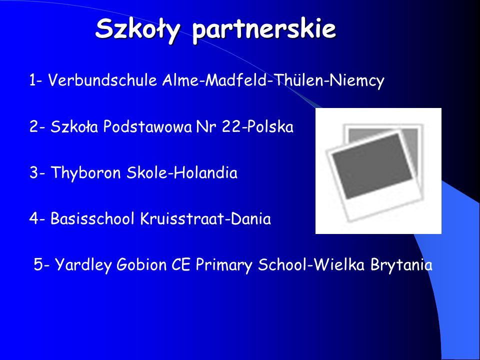 Nasze plany na lata 2011 -2013 Planujemy stworzyć: - Kącik Europejski w każdej szkole - Prezentację Powerpoint o każdej szkole - Wspólny blog opisujący współpracę - Historyjkę o przygodach Felixa w każdym z partnerskich krajów ( w języku ojczystym) - Książeczkę obrazkową o przygodach Felixa w Europie ( w języku angielskim) - e-book o przygodach Felixa w Europie ( w języku angielskim)