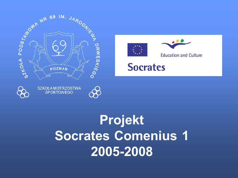 Projekt Socrates Comenius 1 2005-2008