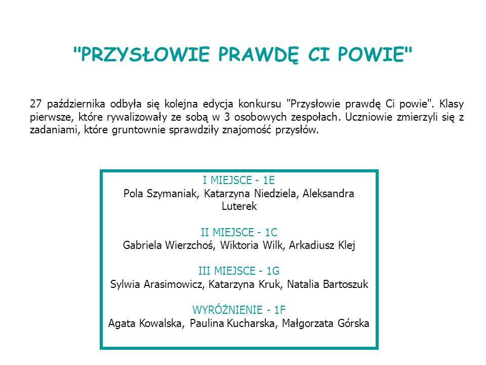 W listopadzie w bibliotece można było obejrzeć wystawę zorganizowaną w ramach projektu Oblicza polskiego patriotyzmu .