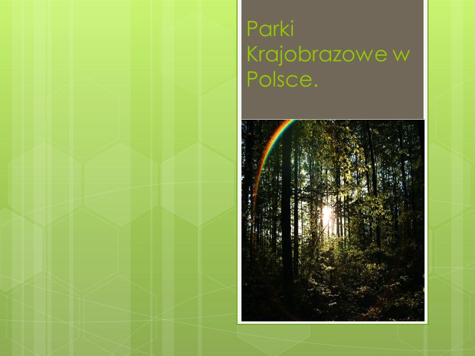 Informacje o Parkach Krajobrazowych w Polsce.