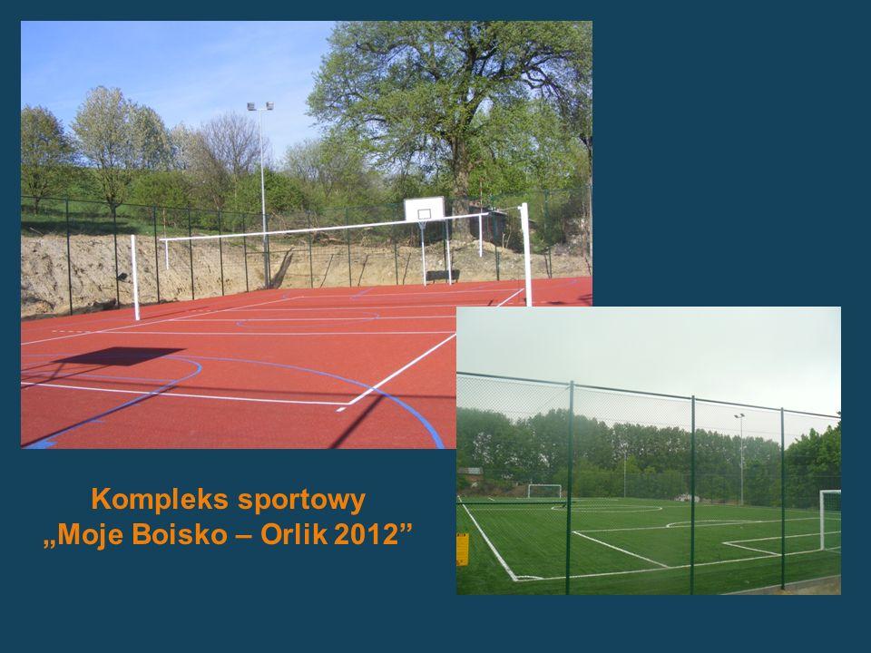 Kompleks sportowy Moje Boisko – Orlik 2012