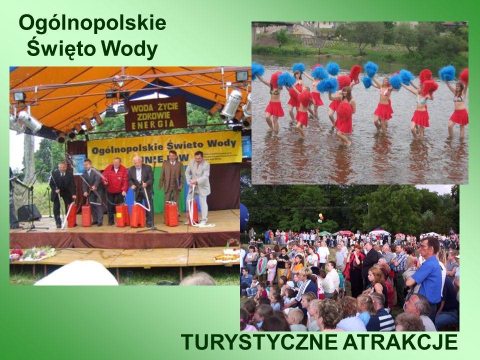 Ogólnopolskie Święto Wody TURYSTYCZNE ATRAKCJE