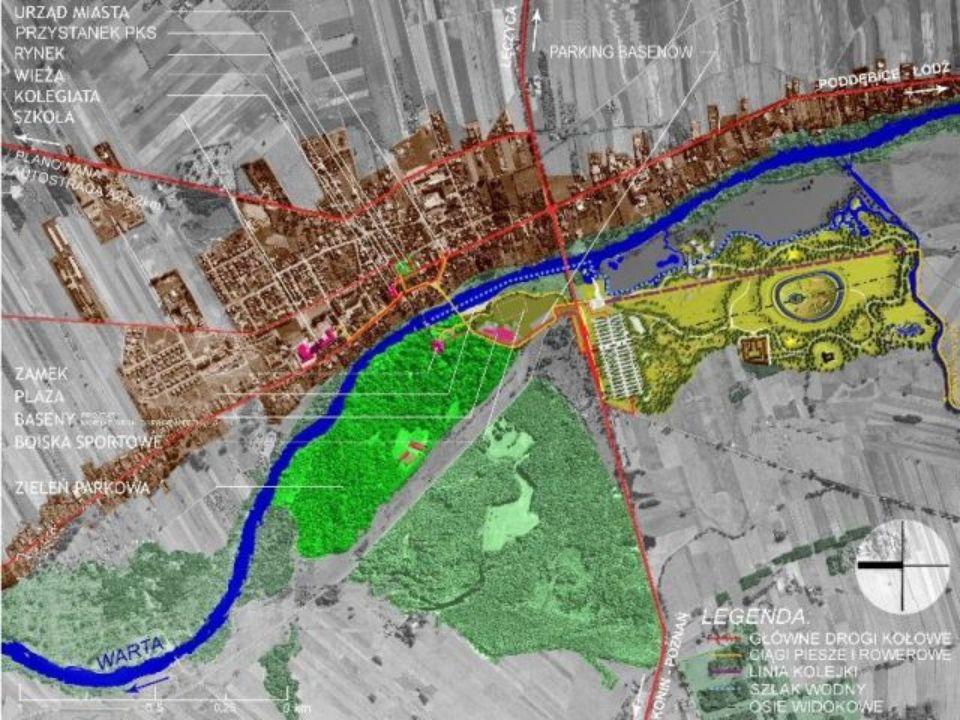 Projekty złożone przez Gminę Uniejów w latach 2003 - 2006: Program SAPARD – 7 projektów Program SAPARD – 7 projektów ZPORR – 10 projektów; ZPORR – 10 projektów; SPO Odnowa wsi – 3 projekty; SPO Odnowa wsi – 3 projekty;Zrealizowane: Na terenie miasta - 8 projektów Na terenie gminy - 6 projektów