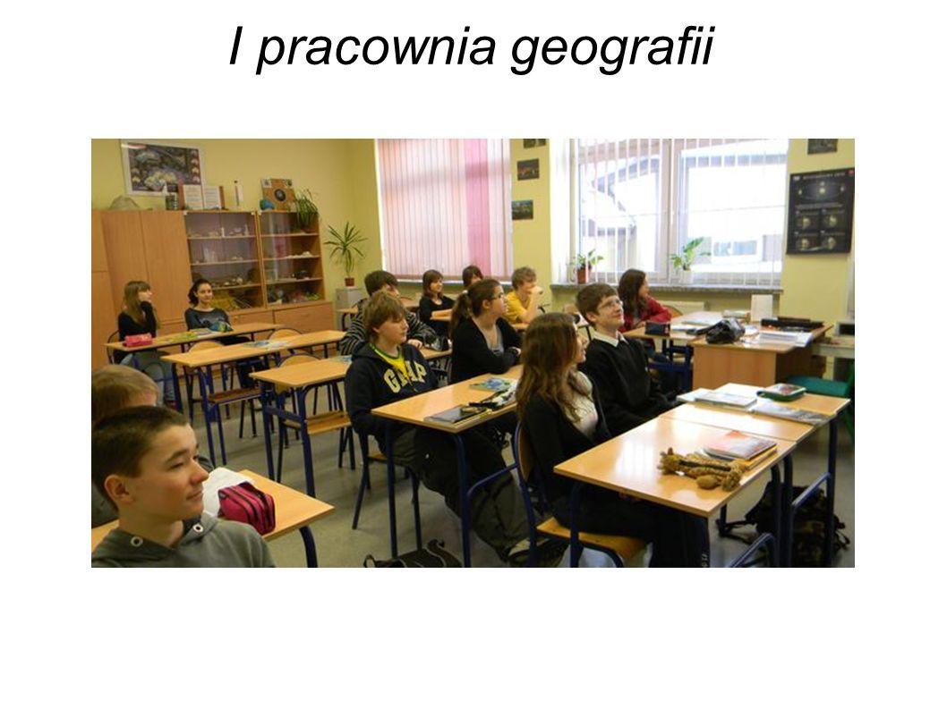 I pracownia geografii