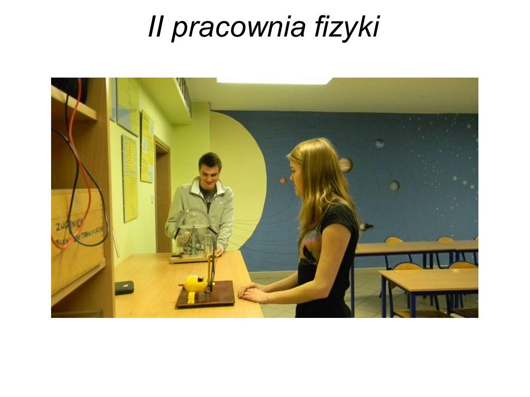 II pracownia fizyki