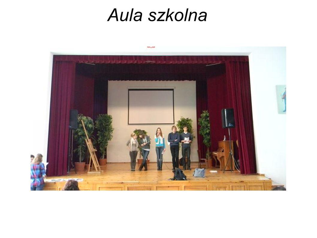 Aula szkolna