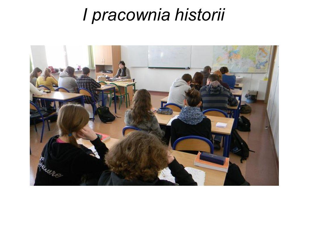 I pracownia historii