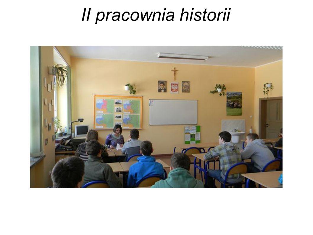 II pracownia historii