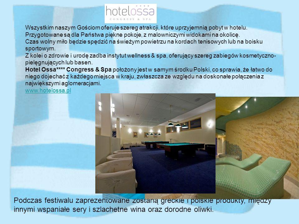 Wszystkim naszym Gościom oferuje szereg atrakcji, które uprzyjemnią pobyt w hotelu. Przygotowane są dla Państwa piękne pokoje, z malowniczymi widokami