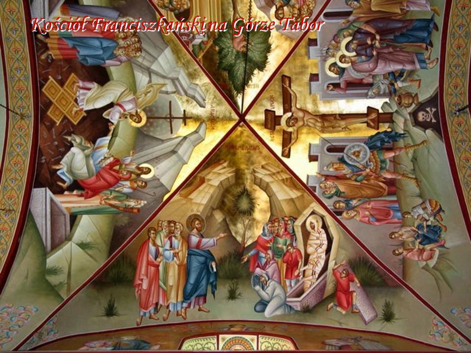 Galilea - Bazylika Błogosławieństw