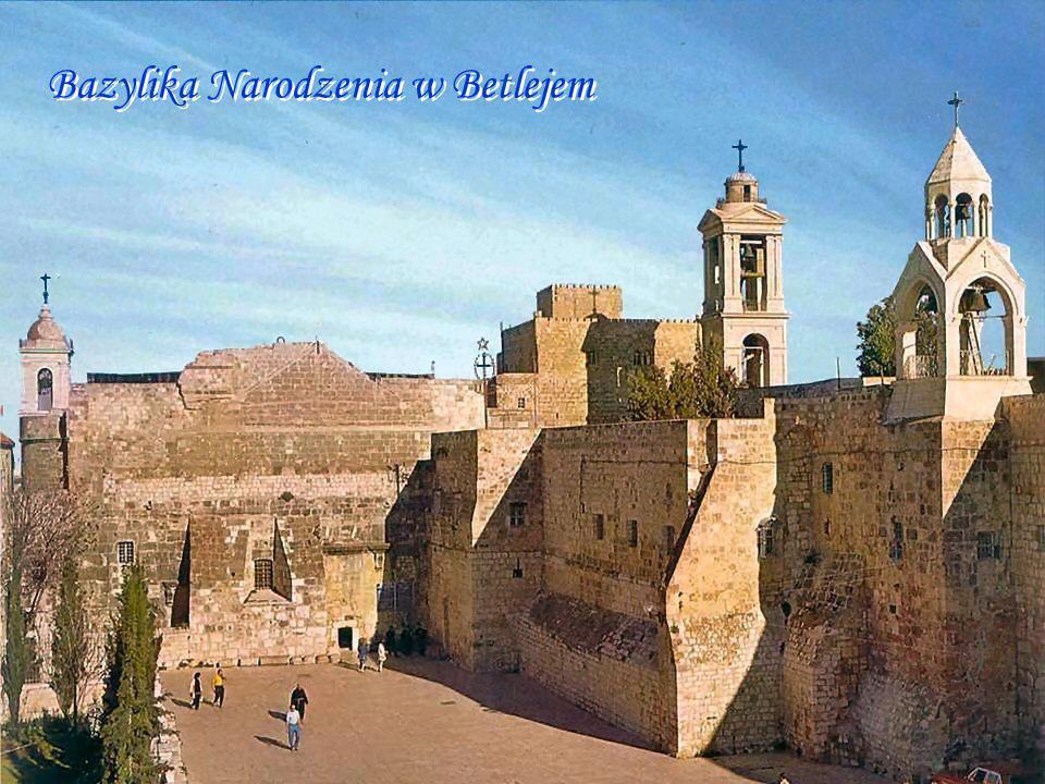 Betlejem – widok miasta