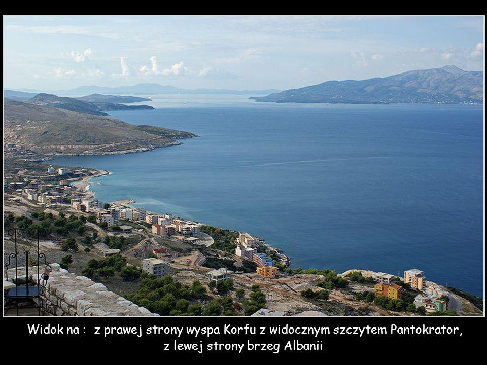 Korfu, starożytna Korkyra (gr. Κέρκυρα = Kerkira, łac. Corcyra; wł. Corfu), zielona górzysta wyspa w Grecji, w północnej części Morza Jońskiego u wybr