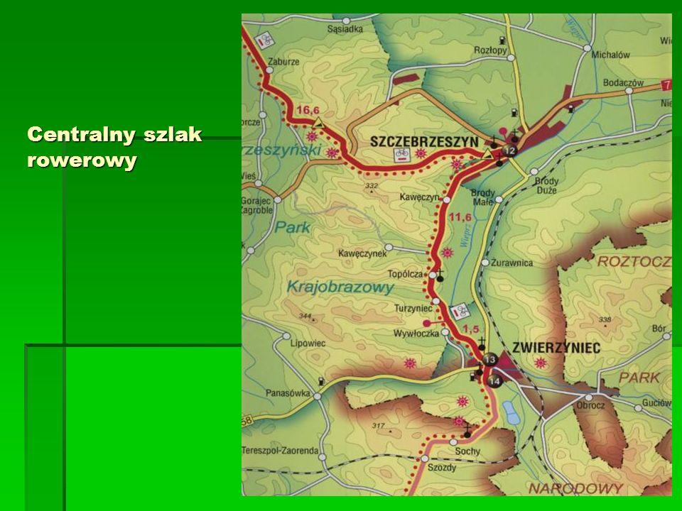 Centralny szlak rowerowy