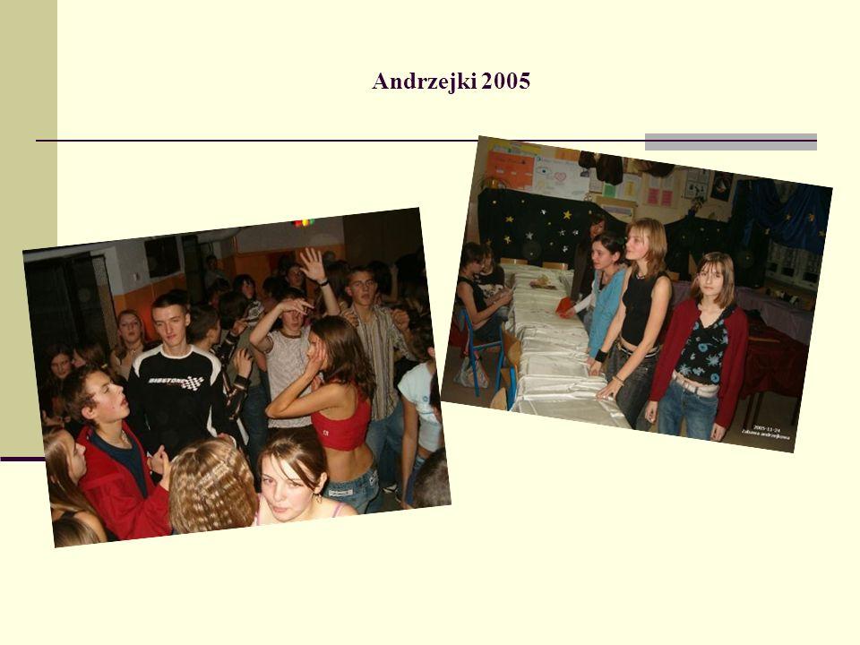 Andrzejki 2005