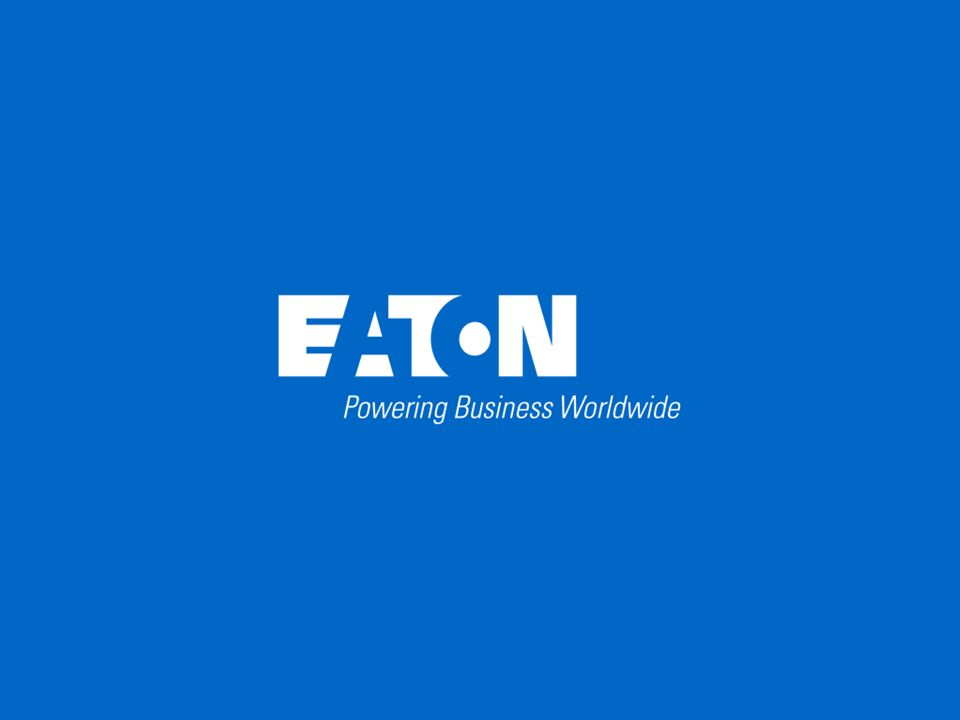 155 © 2010 Eaton Corporation. All rights reserved.
