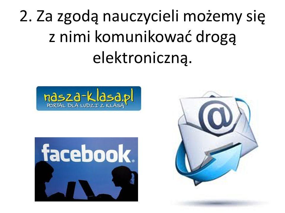 3.Z informacji w Internecie korzystamy samodzielnie i krytycznie.