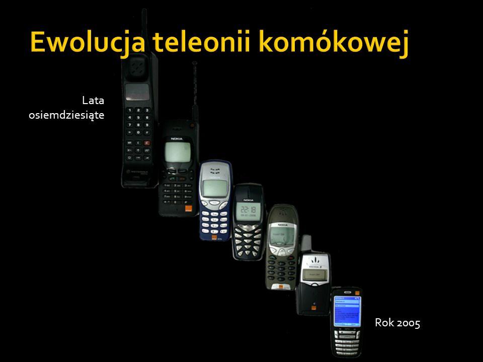 16 września 1975 Motorola otrzymała patent o numerze 3 906 166 na rozwiązanie nazwane Radio telephone system .