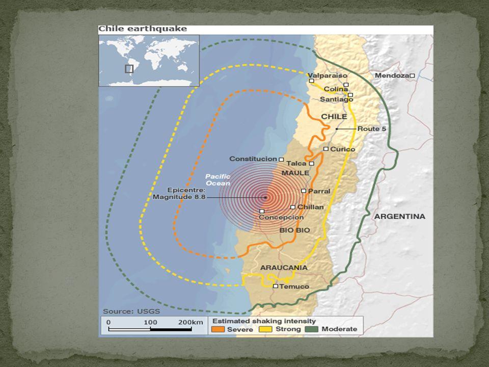 Do trzęsienia ziemi doszło o godzinie 3.34 czasu miejscowego (7.34 czasu polskiego).