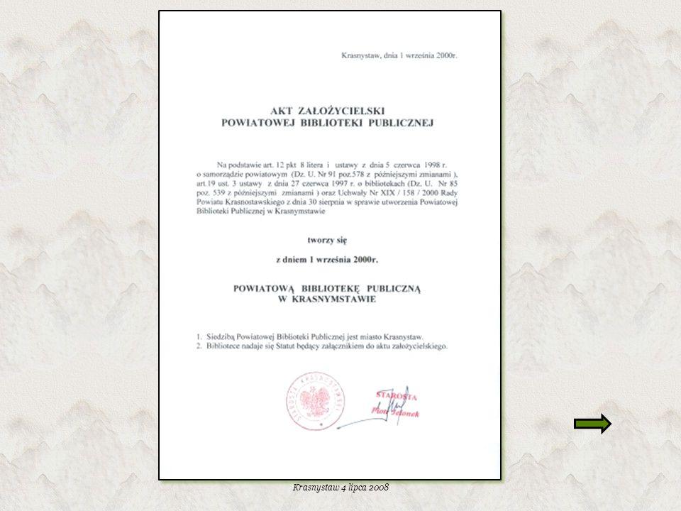 Krasnystaw 4 lipca 2008 Nagrody
