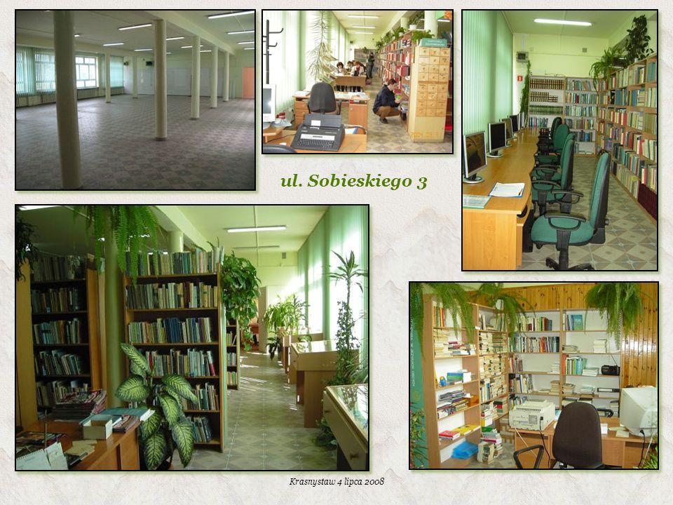 Krasnystaw 4 lipca 2008 Zasoby biblioteczne i czytelnicy 1.