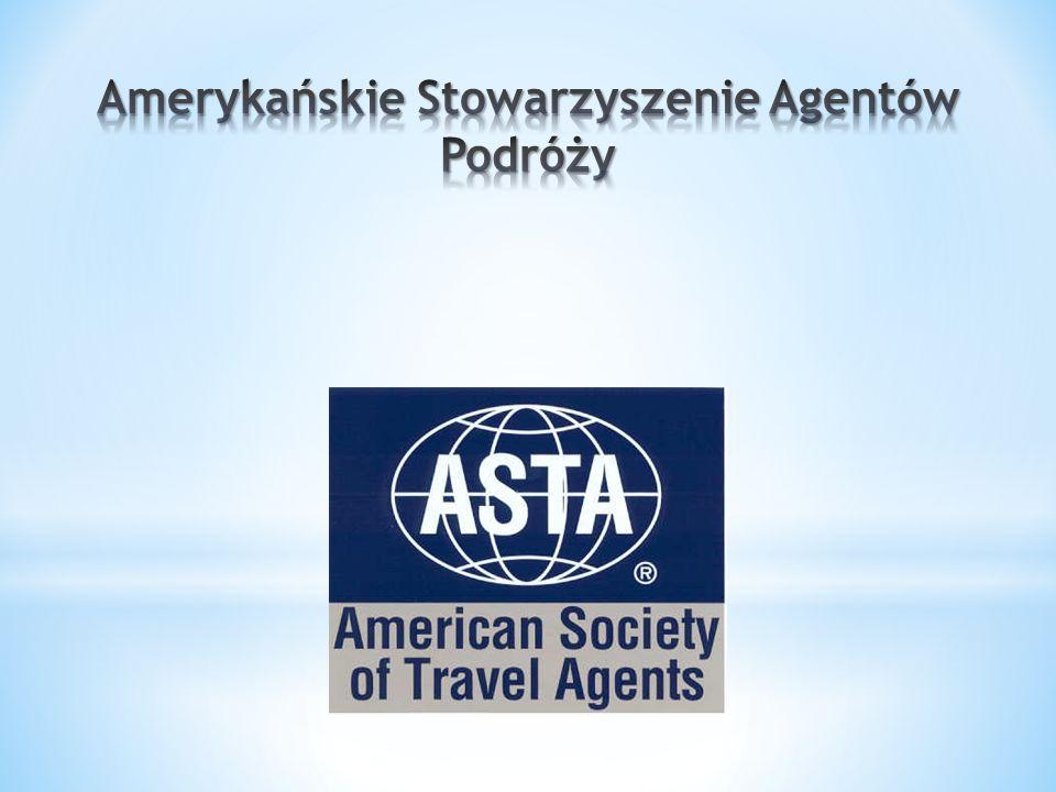 Amerykańskie Stowarzyszenie Agentów Podróży powstało w 1931 roku.
