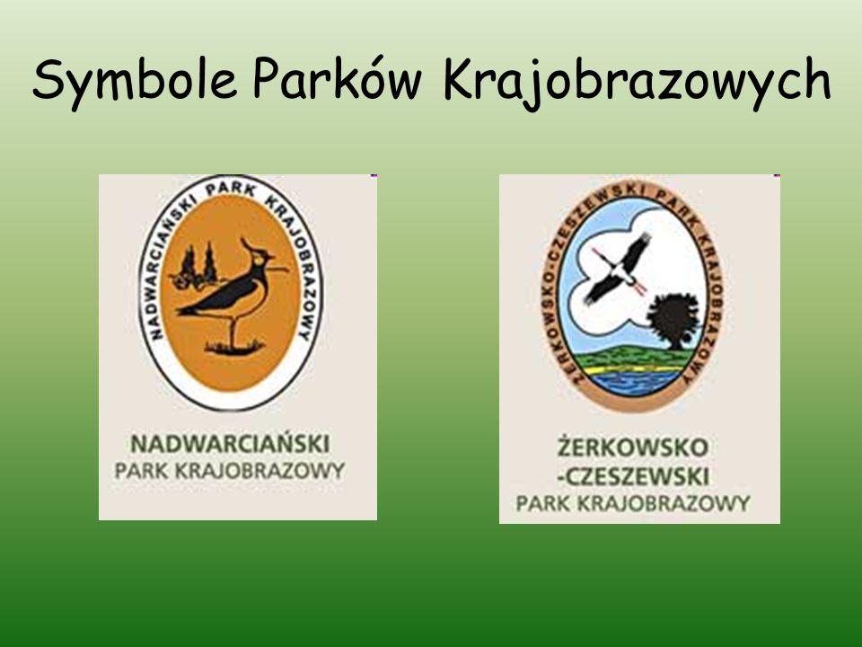 Symbole Parków Krajobrazowych