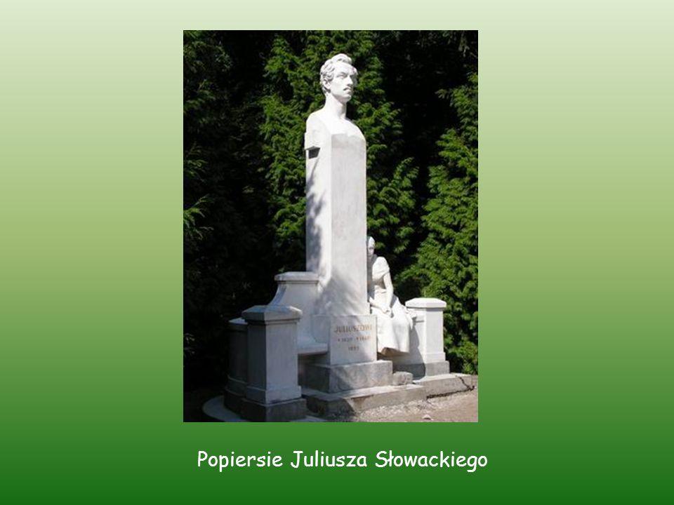 Popiersie Juliusza Słowackiego