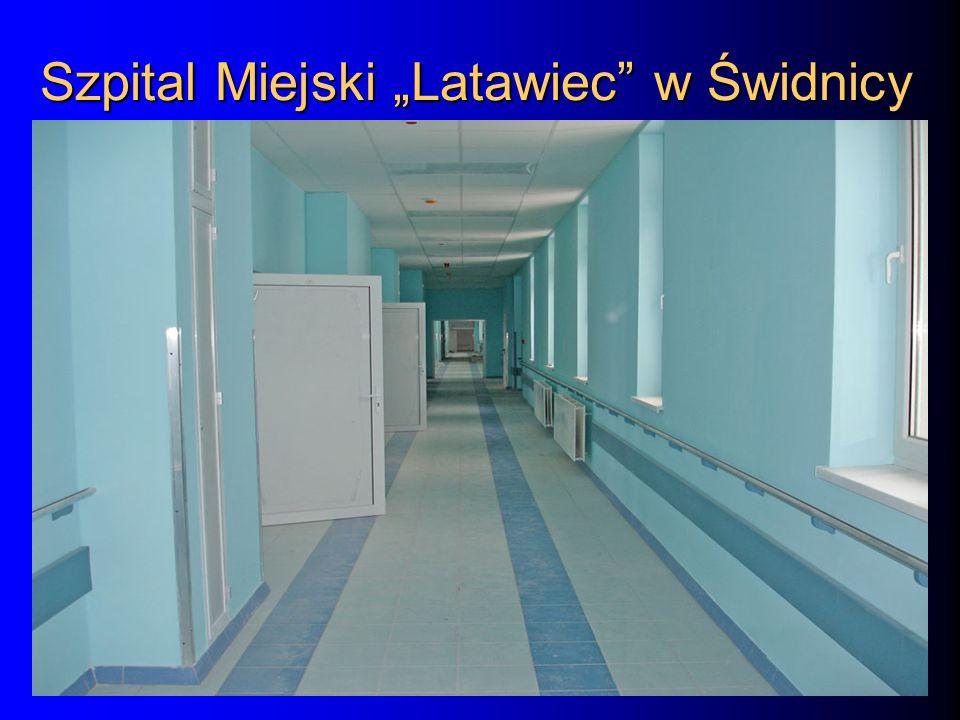 Szpital Miejski Latawiec w Świdnicy