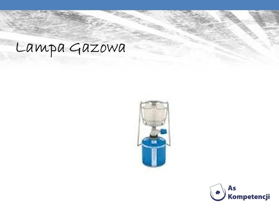 Lampa Gazowa
