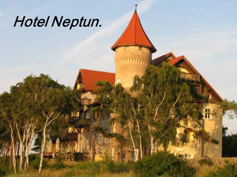 Hotel Neptun.