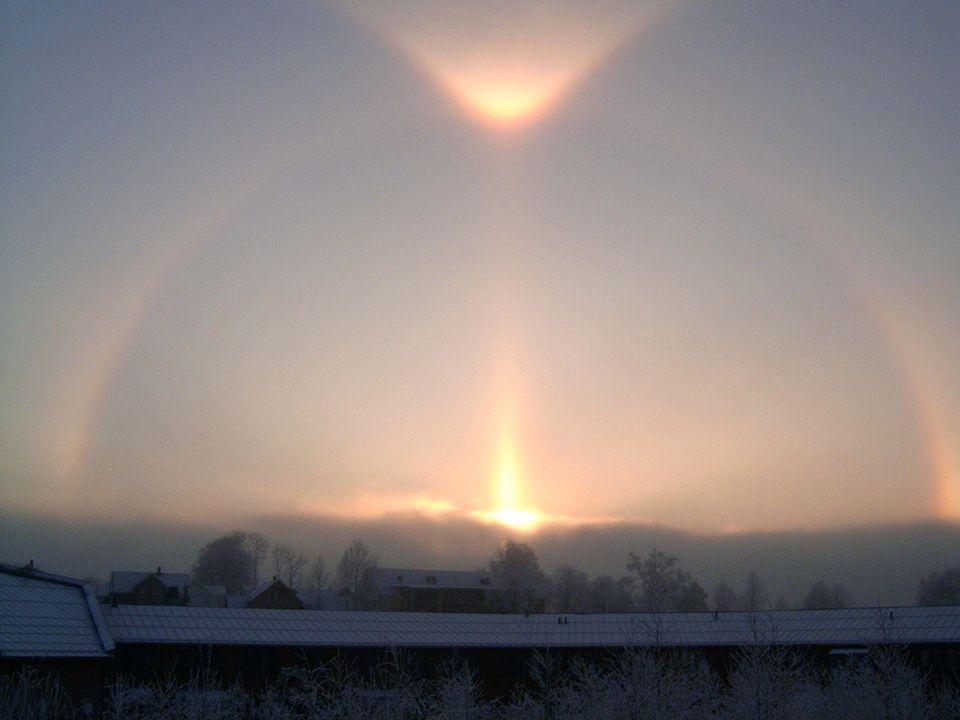 Światło widzialne (z antropocentrycznego punktu widzenia) jest widzialną (postrzegalną wzrokiem) częścią widma promieniowania elektromagnetycznego i w zależności od długości fali postrzegane jest w różnych barwach.