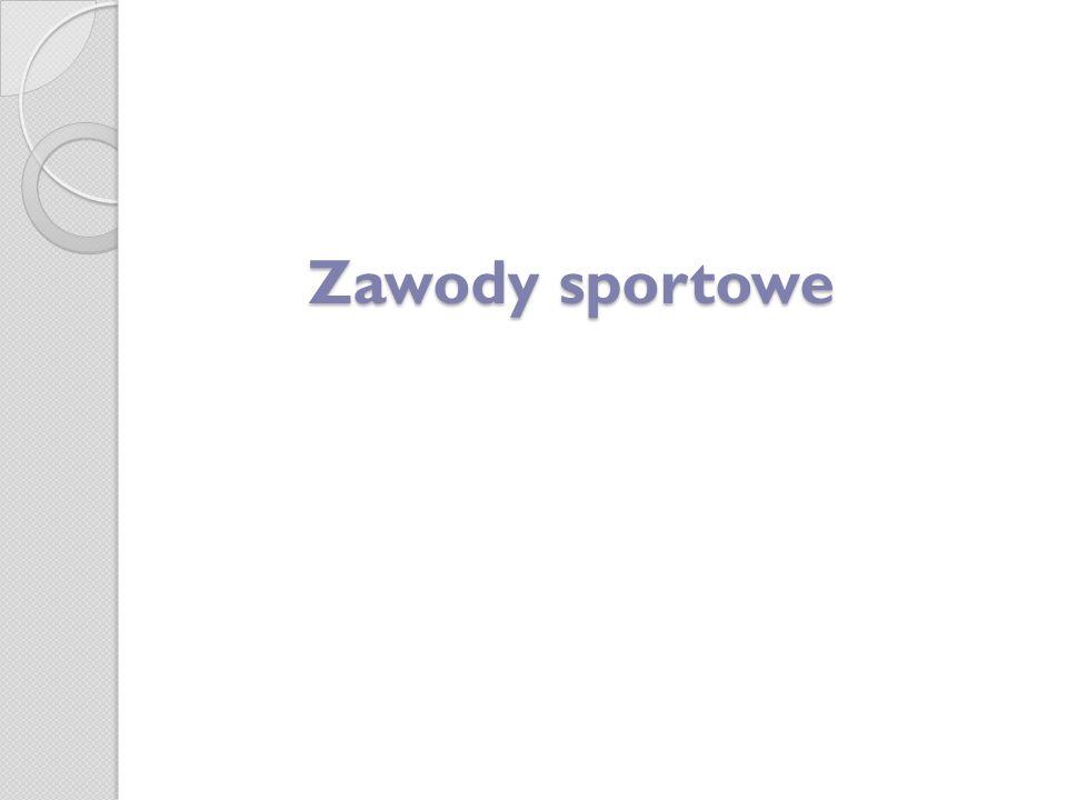 Zawody sportowe