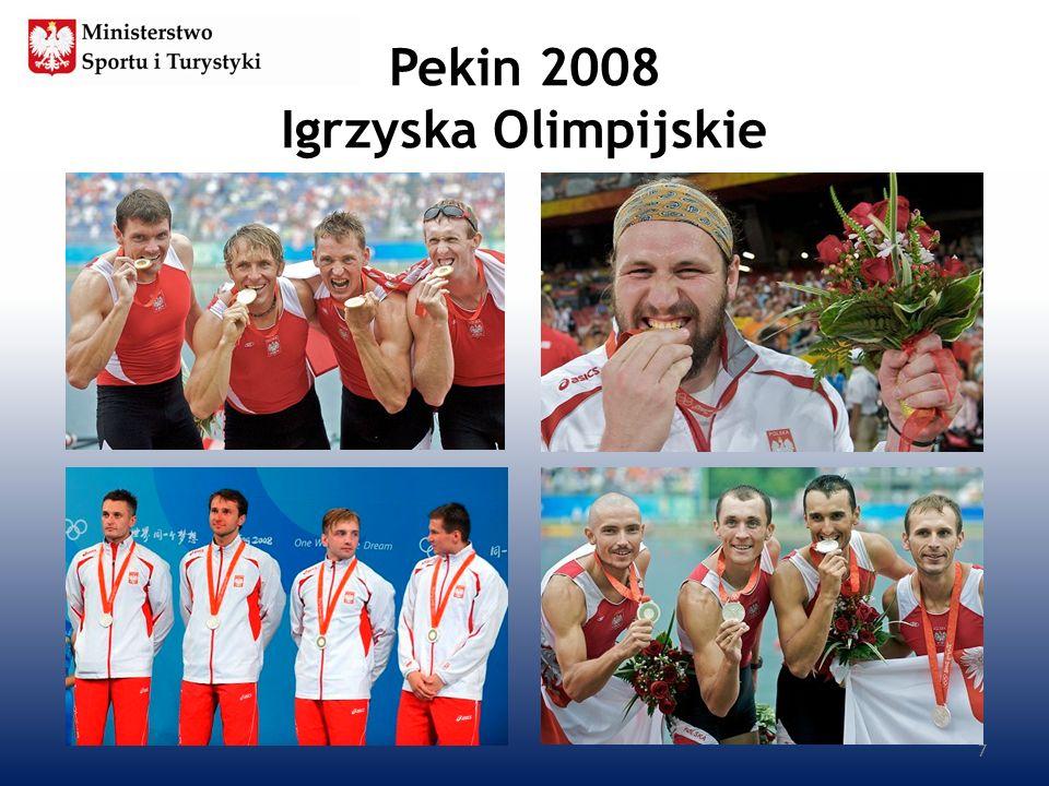 Pekin 2008 Igrzyska Olimpijskie 7