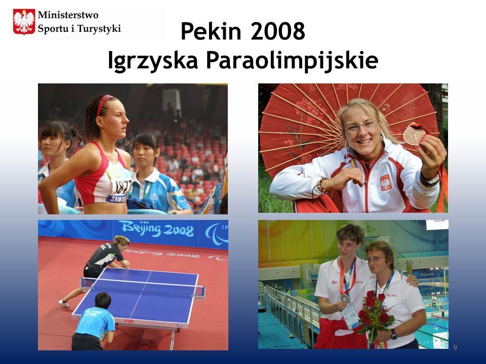 Pekin 2008 Igrzyska Paraolimpijskie 9