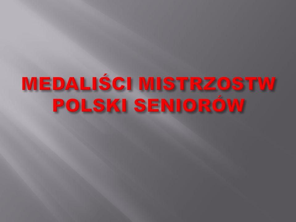 SMAGOWSKI DARIUSZ BRĄZOWY MEDAL 125kg. Młodzieżowe Mistrzostwa Polski Koszalin 1997r.